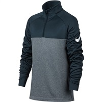 Nike Golf Therma Golf Pullover Armory Navy/White 2017