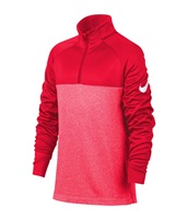 Nike Golf Therma Golf Pullover Siren Red/White 2017