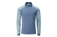 Ping Austin Fleece Pullover Dark Citadel Grey 2017