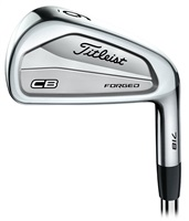 Titleist 718 CB Irons 4PW Steel Shaft 2017