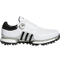 Adidas Tour360 EQT Boa Shoes Ftwr White/Silver Met/ Core Black