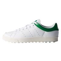 Adidas Adicross Classic Leather Shoes White/Green