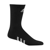 Adidas Crew Golf Socks Black 2018
