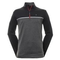 Calvin Klein Golf Interstellar Tech Top Black/Dynamic 2018