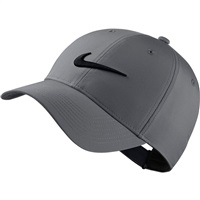 2dc12435f410a Nike Golf Legacy91 Tech Cap Grey Grey Black 2018