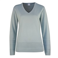 Ping Ladies Bonnie Sweater Surf Blue 2018