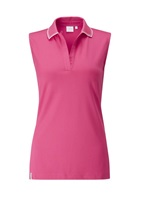 Ping Ladies Dee Polo Hot Pink/White 2018