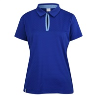 Ping Ladies Shelby Polo Cobalt/Palace Blue 2018