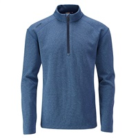 Ping Kelvin Half Zip Golf Top Imperial Blue 2018