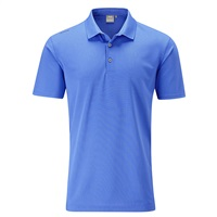 Ping Lincoln Golf Polo Shirt Imperial Blue 2018
