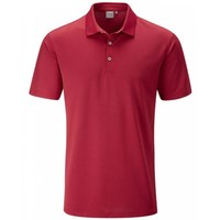 Ping Lincoln Golf Polo Shirt Rich Red
