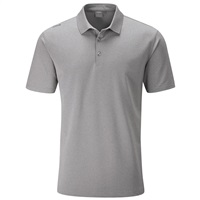 Ping Lincoln Golf Polo Shirt Silve Marl 2019