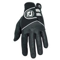 FootJoy Ladies RainGrip Glove Pair Black 2018