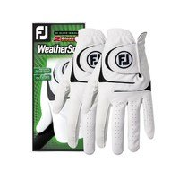 FootJoy WeatherSof Glove Left Hand 2-Pack White