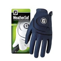 FootJoy Ladies WeatherSof Glove Left Hand Navy 2018