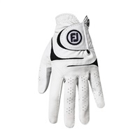 FootJoy Ladies WeatherSof Glove Left Hand White 2018