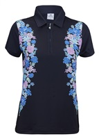 Daily Sports Ladies Inez Polo Navy 2018