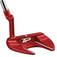 "TaylorMade TP Red Collection Ardmore 2 ""L"" Neck Super Stroke Grip Putter 2018"