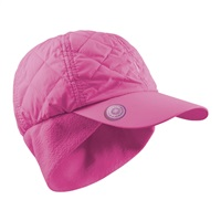 Surprize Shop Quilted Winter Hat Hot Pink 2018