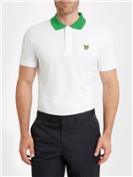 Lyle & Scott Talla Tour Polo Shirt White 2018
