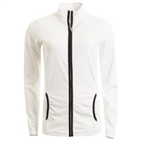 Green Lamb Ladies Jeanette Stretch Jacket White 2018