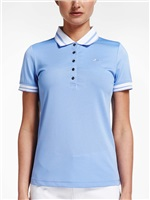 Rohnisch Ladies Pim Poloshirt Blue Shell 2018