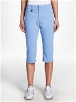 Rohnisch Ladies Flow Capri Pants Blue Shell 2018