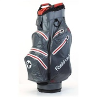 Fast Fold WaterProof Cart Bag Grey/White/Red