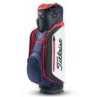 Titleist Lightweight Club 14 Golf Cart Bag Navy/White/Red