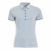 Calvin Klein Golf Ladies Island Polo Sail/White 2018