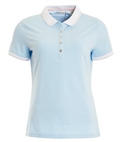 Green Lamb Ladies Patsy Jersey Club Polo Shirt Blue 2018
