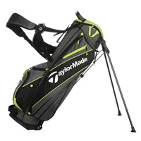TaylorMade 1.0 Stand Bag Grey Lime