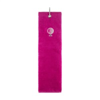 Surprize Shop Tri Fold Towel Hot Pink 2018