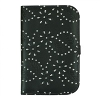 Surprize Shop Black Glitter Flower Scorecard Holder 2018