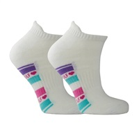 Surprize Shop Ladies Golf Socks Multi Coloured 2018