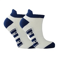 Surprize Shop Ladies Golf Socks White/Navy 2018