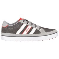 Adidas Adicross IV Golf Shoes Wide - Iron Grey/White