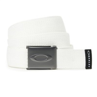 Oakley Ellipse Web Belt White 2018