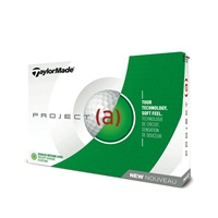 TaylorMade Project (a) Golf Balls White