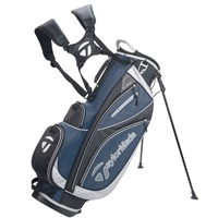 TaylorMade Classic Stand Bag Black/Navy/Silver 2018