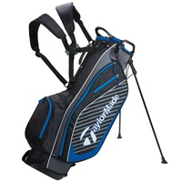 TaylorMade Pro Stand 6.0 Stand Bag Charcoal/Black/Blue 2018