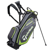 TaylorMade Pro Stand 6.0 Stand Bag Charcoal/Black/Green