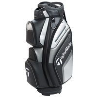 TaylorMade Deluxe Cart Bag Black/Gray 2018