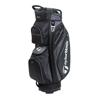 TaylorMade Pro Cart 6.0 Cart Bag Black/Charcoal
