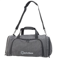 TaylorMade Classic Medium Duffle Heather Gray 2018