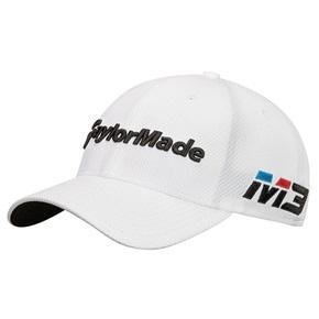 TaylorMade New Era Tour 39Thirty Hat White 2018 eb0afb88c37