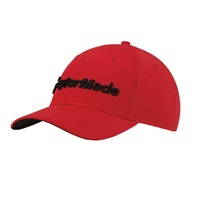 TaylorMade Performance Seeker Hat Red 2018