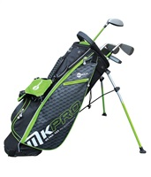 MKids Junior MKids Pro Green Half Package Set (Age 9-11 Years)