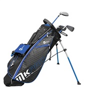 MKids Junior MKids Pro Blue Half Package Set (Age 10-12 Years)