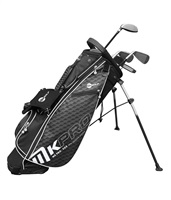 MKids Junior MKids Pro Black Half Package Set (Age 12-14 Years)